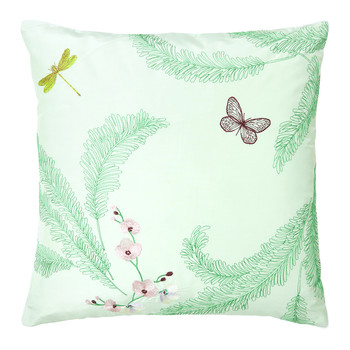 Evasion Pillow Cover - Menthe - 45x45cm