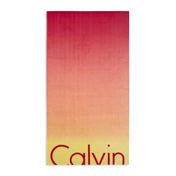 Ombre Beach Towel - Sunrise