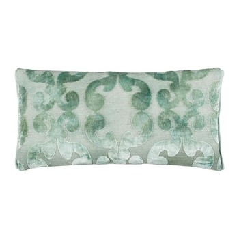 Iridato Cushion - 30x60cm - Pale Aqua