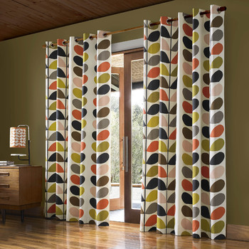 Multi Stem Eyelet Curtains