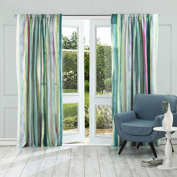 Lomond Pencil Pleat Curtains