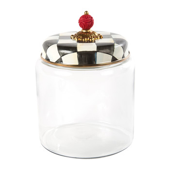 Courtly Check Kitchen Canister
