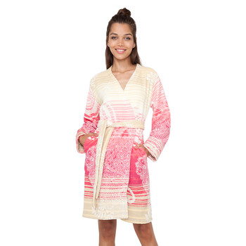 Essential Jacquard Bathrobe