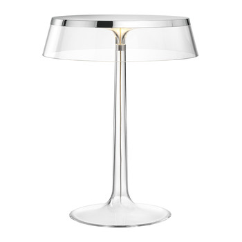 Bon Jour Table Lamp - Chrome