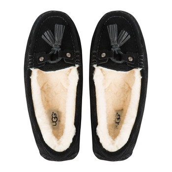 Women's Litney Slippers - Black