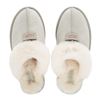 Women's Scuffette II Snake Slippers - Ceramic