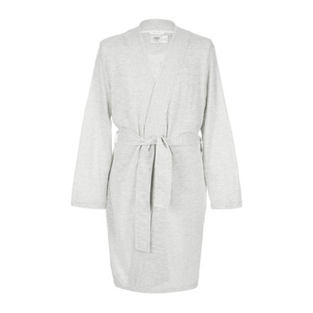 Men's Kent Bathrobe - Seal Heather