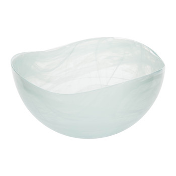 Morpheus Glass Salad Bowl