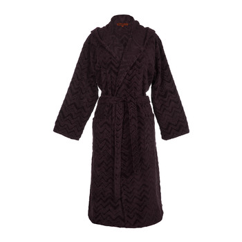 Rex Hooded Bathrobe - 49