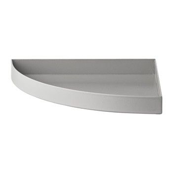 Unity Large Quarter Circle Tray - Grey