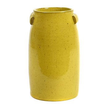 Tabor Vase - Small - Yellow