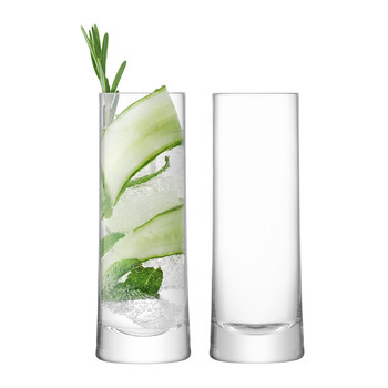 Gin Highball Glass - Set of 2