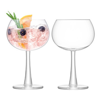 Gin Balloon Glass - Set of 2