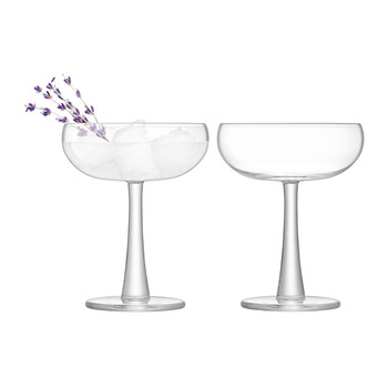 Gin Coupe Glass - Set of 2
