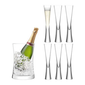 Moya Serving Set - Clear