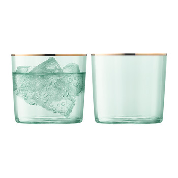 Sorbet Tumbler - Set of 2 - Melon