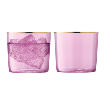 Sorbet Tumbler - Set of 2 - Rose
