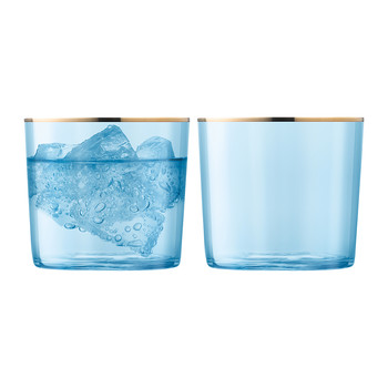 Sorbet Tumbler - Set of 2 - Spearmint