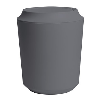Corsa/Kera Can with Lid - Charcoal