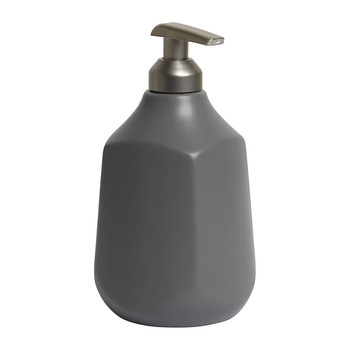 Corsa Soap Pump - Charcoal