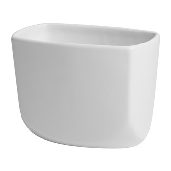 Corsa Toothbrush Holder - White