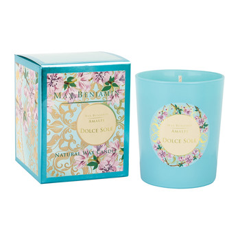Amalfi Scented Candle - Dolce Sole - 190g