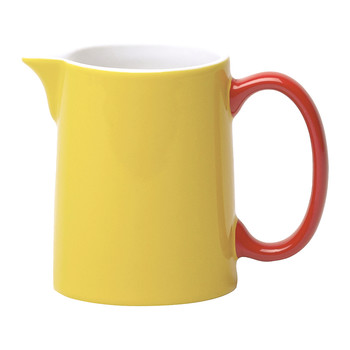 My Milk Pitcher - Yellow & Red
