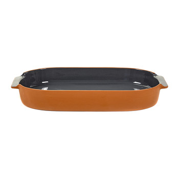 Bakeware Oval Oven Dish - Large - Anthracite