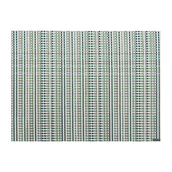 Grid Rectangle Placemat - Green