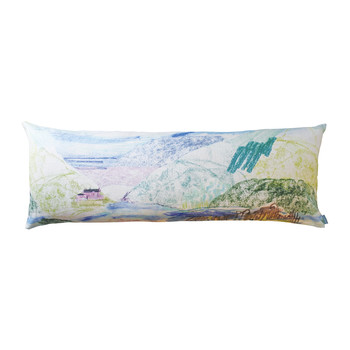 Monachyle Landscape Bed Cushion - 120x45cm
