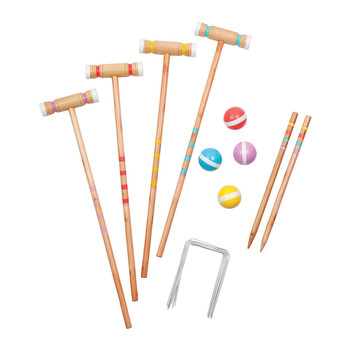 Malibu Croquet Set - Multi