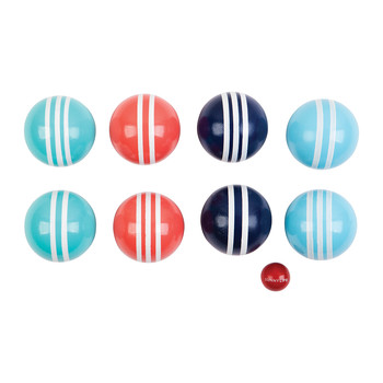 Malibu Bocce Set - Blue/Red