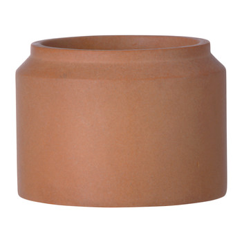 Concrete Pot - Small - Ocher