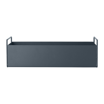 Plant Box - Small - Dark Gray