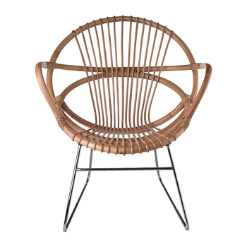 Singapore Open Chair - Natural