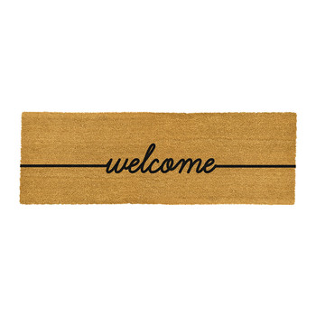 Welcome Patio Door Mat