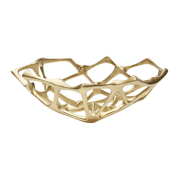 Brass Bone Bowl