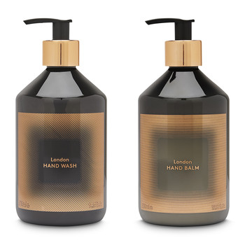 Eclectic Collection London Hand Duo - Set of 2 - 500ml