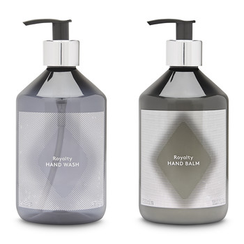 Eclectic Collection Royalty Hand Duo - Set of 2 - 500ml