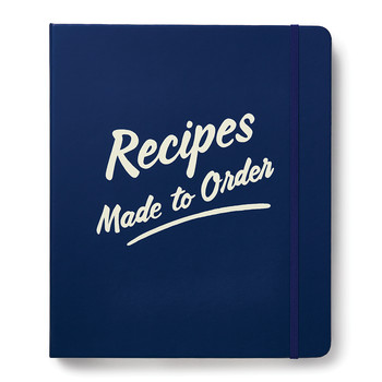 Recipe Book - Order's Up