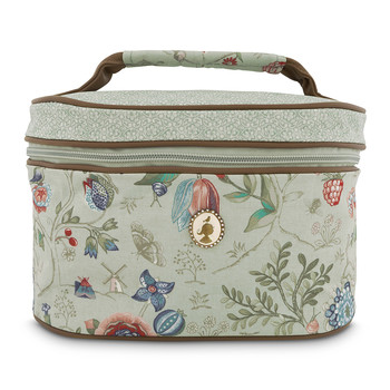Spring To Life Large Beauty Case - Celadon