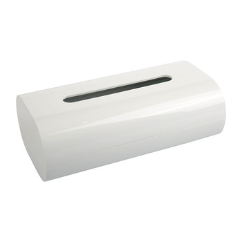 Birillo Tissue Box - White