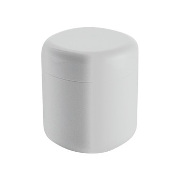 Birillo Cotton Swabs Holder - White