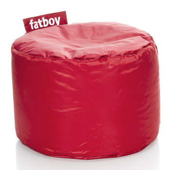 Point Pouf - Red