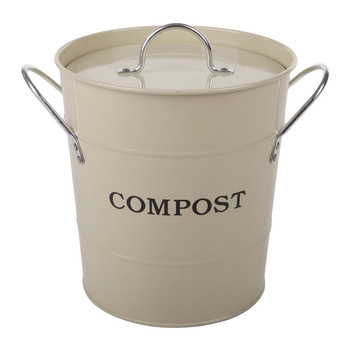 Compost Bucket - Clay