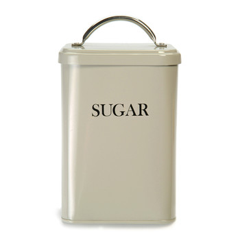 Sugar Canister - Clay