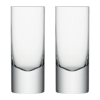 Verres Longs Boris - Lot de 2