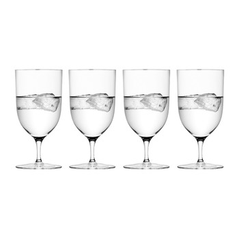 Wine Water Glasses - Set of 4
