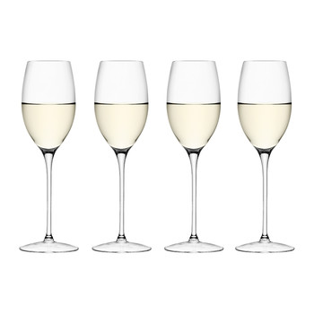 Wine White Wine Glasses - Set of 4