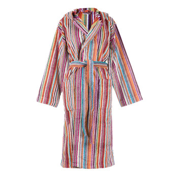 Jazz Hooded Bathrobe - 159